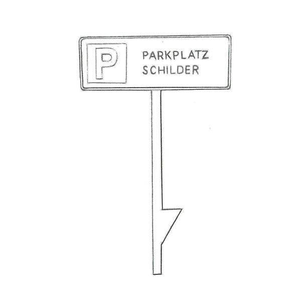 parkplatz-schilder